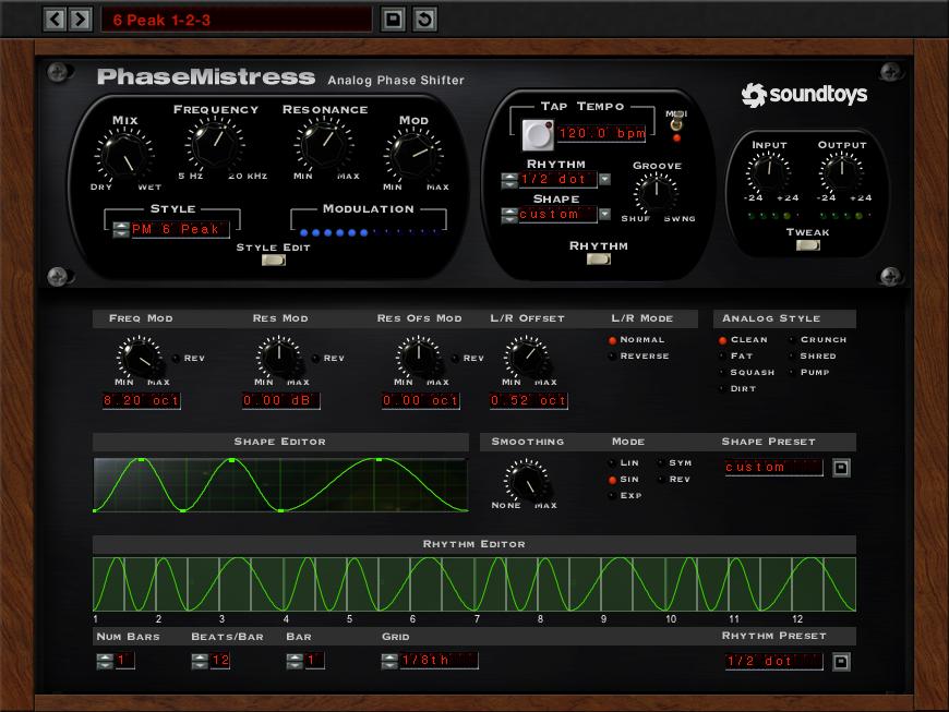 PhaseMistress - Rhythm Tweak
